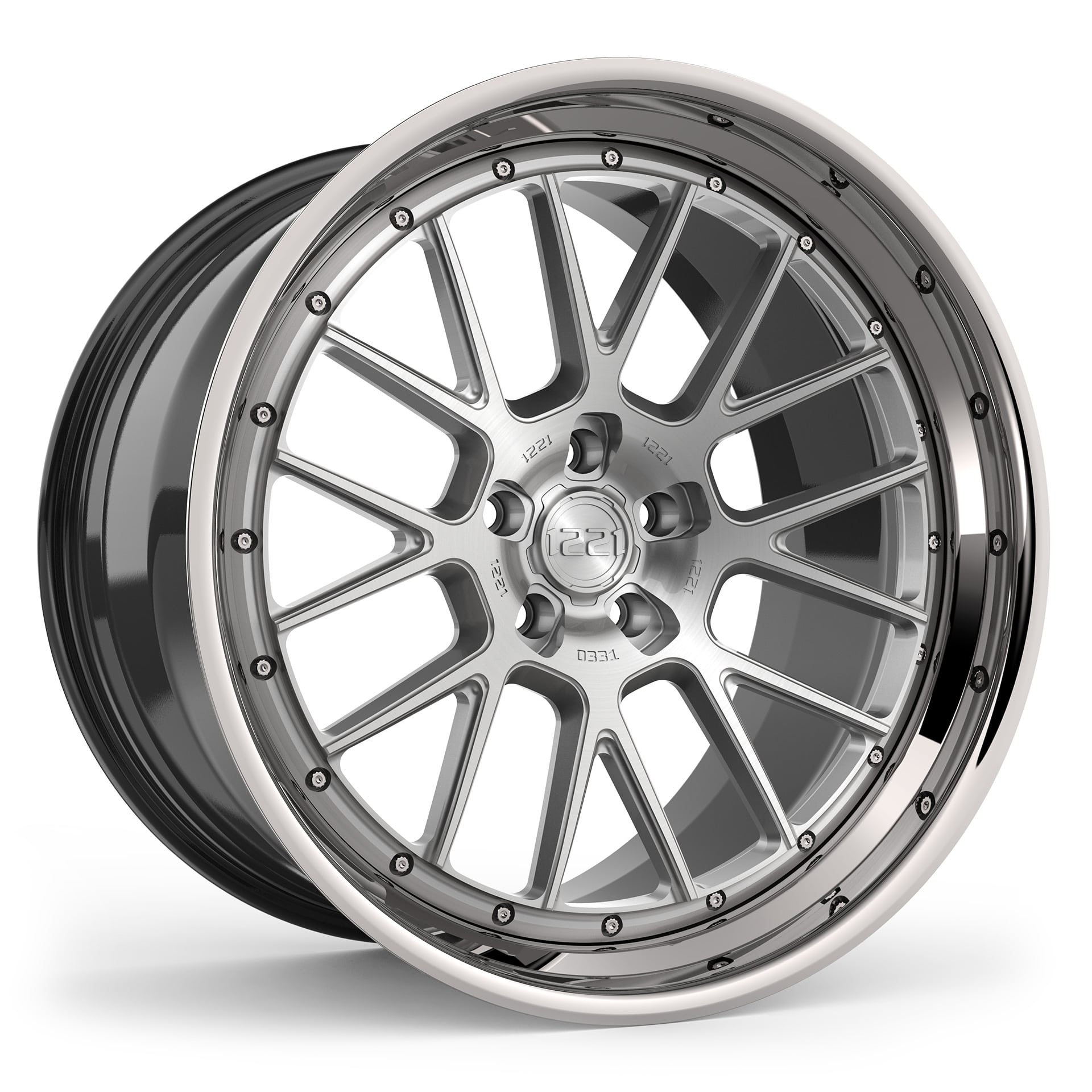 1221 Wheels | Concave Forged Designs | 0331 Apex2 0